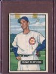 1951 Bowman 248 Johnny Klippstein RC POOR #D48278