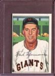 1952 Bowman 234 Fred Fitzsimmons CO EX #D52264