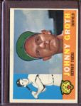 1960 Topps 171 Johnny Groth EX #D5077