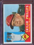 1960 Topps 211 Taylor Phillips EX #D5164