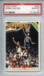 1975 Topps 254 Moses Malone RC PSA GEM MT 10