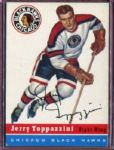 1954 Topps 21 Jerry Toppazzini EX #D141419