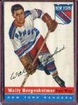 1954 Topps 22 Wally Hergesheimer EX-MT #D143047