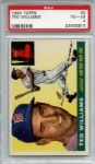 1955 Topps 2 Ted Williams PSA VG-EX 4