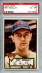 1952 Topps 173 Roy Smalley PSA EX-MT 6