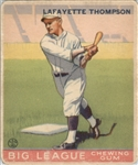 1933 Goudey 13 Fresco Thompson RC VG #D295567
