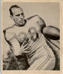 1948 Bowman 21 Bill Chipley SP RC VG-EX #D304345