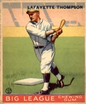 1933 Goudey 13 Fresco Thompson RC VG #D359380