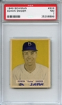 1949 Bowman 226 Duke Snider RC PSA NM 7