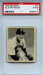 1948 Bowman 14 Allie Reynolds PSA GOOD 2