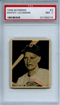 1949 Bowman 2 Whitey Lockman PSA NM 7
