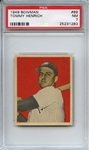 1949 Bowman 69 Tommy Henrich PSA NM 7