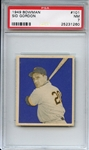 1949 Bowman 101 Sid Gordon PSA NM 7
