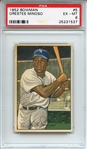 1952 Bowman 5 Minnie Minoso RC PSA EX-MT 6