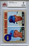 1968 TOPPS 177 NOLAN RYAN RC BVG NM 7
