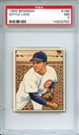 1950 BOWMAN 196 DOYLE LADE WITHOUT COPYRIGHT PSA NM 7