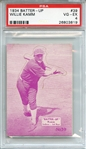 1934 BATTER-UP 39 WILLIE KAMM PSA VG-EX 4