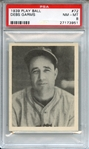 1939 PLAY BALL 72 DEBS GARMS PSA NM-MT 8