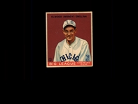 1933 Goudey 135 Woody English RC VG-EX #D513771