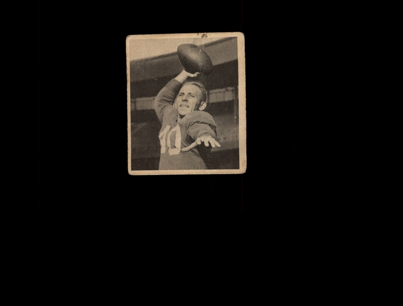 1948 Bowman 19 Art Faircloth RC POOR #D584633