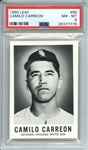 1960 LEAF 88 CAMILO CARREON PSA NM-MT 8
