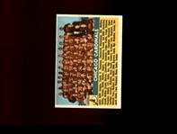 1956 Topps 22 Chicago Cardinals SP VG #D675701