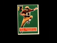 1956 Topps 13 Vic Janowicz SP EX #D686515
