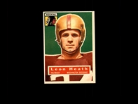 1956 Topps 25 Leon Heath SP EX #D686519