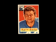 1956 Topps 29 Kyle Rote EX #D686525