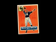 1956 Topps 108 George Shaw RC EX-MT #D690931