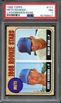 1968 TOPPS 177 NOLAN RYAN RC PSA NM 7