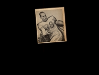 1948 Bowman 21 Bill Chipley SP RC EX-MT #D767045
