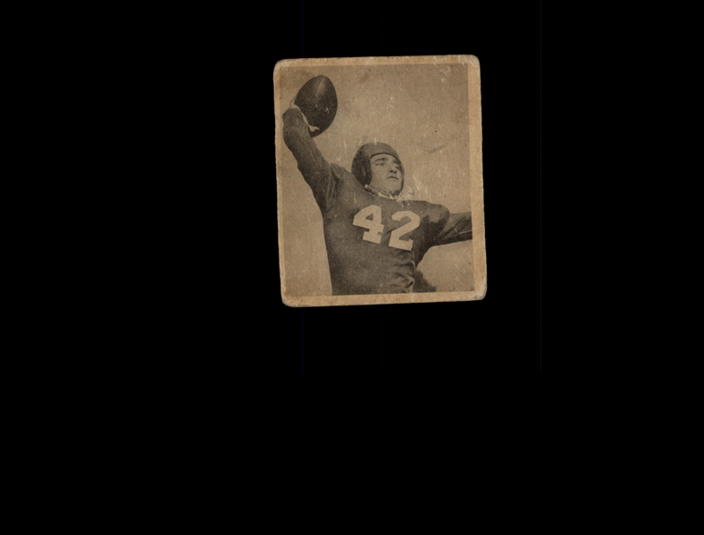 1948 Bowman 12 Charley Conerly SP RC POOR #D816353