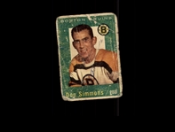 1959 Topps 11 Don Simmons POOR #D816839