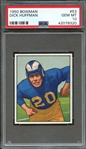 1950 BOWMAN 53 DICK HUFFMAN PSA GEM MT 10