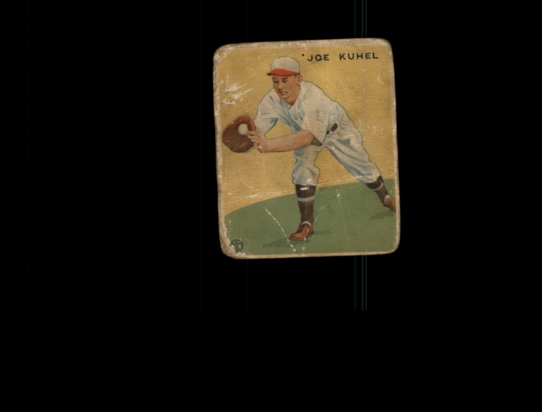 1933 Goudey 108 Joe Kuhel RC POOR #D816981