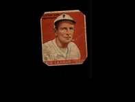 1933 Goudey 115 Cliff Heathcote RC POOR #D816987