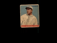 1933 Goudey 130 Fred Fitzsimmons POR RC POOR #D816997