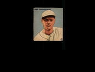 1933 Goudey 131 Fred Frankhouse RC POOR #D816999