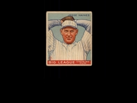 1933 Goudey 73 Jesse Haines RC VG #D822685