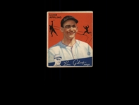 1934 Goudey 27 Luke Appling RC VG #D822693