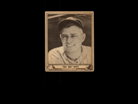 1940 Play Ball 47 Oscar Vitt RC VG #D822699