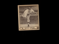 1940 Play ball 23 Dutch Leonard VG-EX #D830263