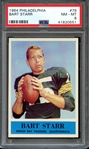 1964 PHILADELPHIA 79 BART STARR PSA NM-MT 8