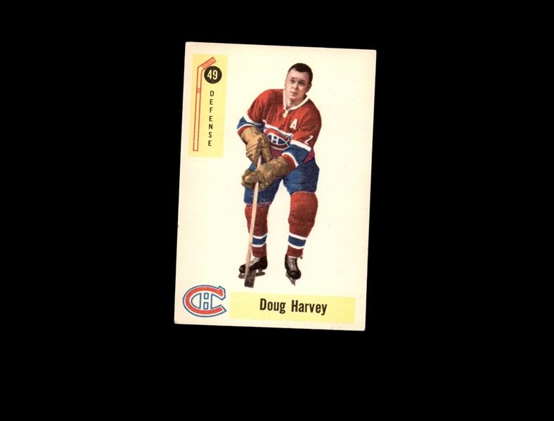 1958 Parkhurst 49 Doug Harvey EX-MT #D859851