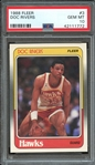 1988 FLEER 3 DOC RIVERS PSA GEM MT 10