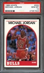 1989 HOOPS 200 MICHAEL JORDAN PSA GEM MT 10