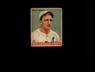 1933 Goudey 11 Billy Rogell RC VG #D937899