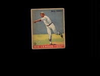 1933 Goudey 20 Bill Terry THROW RC VG #D937905