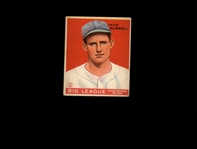 1933 Goudey 167 Jack Russell RC VG #D938005